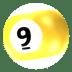 Ball-9 icon