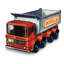 8 Wheel Tipper icon