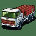 DAF Girder Truck icon
