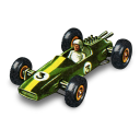 Lotus Racing Car icon