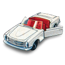 Mercedes 230 SL icon