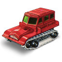 Snow Trac Tractor icon