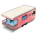 Trailer Caravan icon