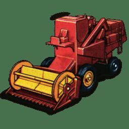 Combine Harvester icon