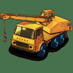 Dodge Crane Truck icon