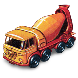 Foden Concrete Truck icon
