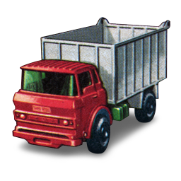 GMC Tipper Truck icon