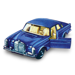 Mercedes 300 SE icon