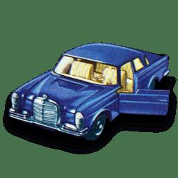 Mercedes 300 SE icon