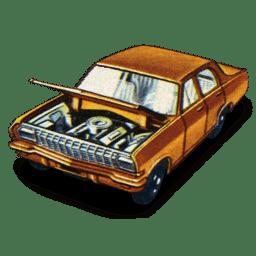 Opel Diplomat icon