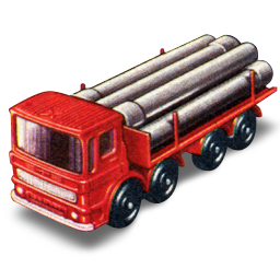 Pipe Truck icon