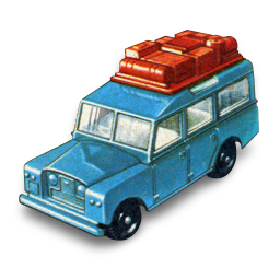 Safari Land Rover icon