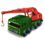 8 Wheel Crane icon