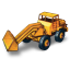 Hatra Tractor Shovel icon