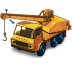 Dodge-Crane-Truck-with-movement icon