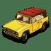 Field-Car icon