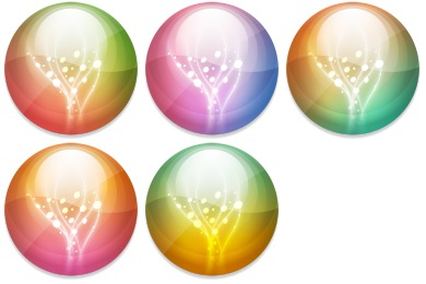 Inspiration Orb Icons