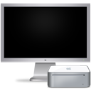 Cinema Display OFF Mac mini icon