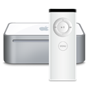 Mac mini Apple Remote icon