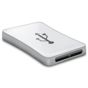 Drive USB icon