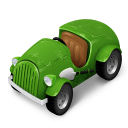 Green-Car icon