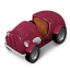Red Car icon