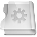 Aluminium smart icon