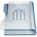 Graphite library icon