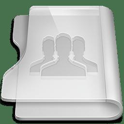 Aluminium group icon