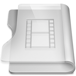 Aluminium movies icon