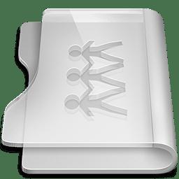 Aluminium sharepoint icon