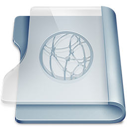 Graphite idisk icon