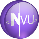 Nvu icon