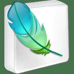 Photoshop CS2 green icon