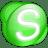 Skype green icon