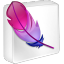 Photoshop-CS2-pink icon