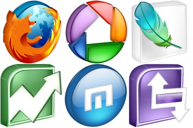 SoftDimension Icons