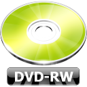 DVD RW icon
