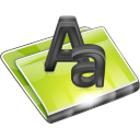 Folders Font Folder icon