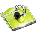 Folders Music Folder icon