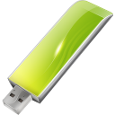 Hardware-USB-key icon