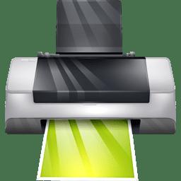 Hardware Print icon