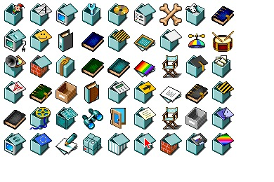 Benno System Icons