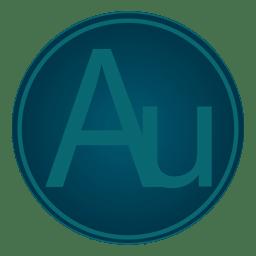 Adobe Au icon