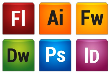 Trapez for Adobe CS6 Icons