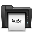 Print 2 icon