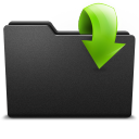 http://icons.iconarchive.com/icons/binassmax/pry-frente-black-special/128/out-icon.png