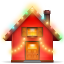 http://icons.iconarchive.com/icons/blackblurrr/xmas-new-year-2011/64/home-icon.png