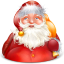 http://icons.iconarchive.com/icons/blackblurrr/xmas-new-year-2011/64/santa-icon.png