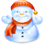 http://icons.iconarchive.com/icons/blackblurrr/xmas-new-year-2011/64/snowman-icon.png